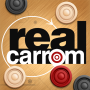icon Real Carrom 3D : Multiplayer