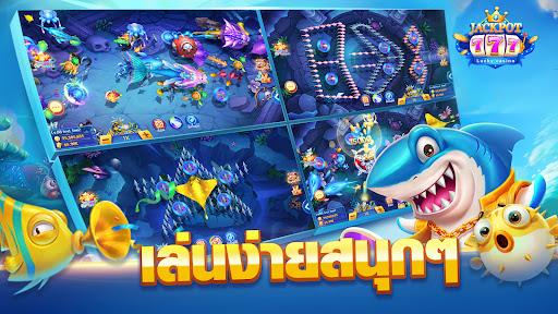 Jackpot 777 - Lucky casino & slot fishing game