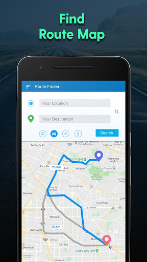 Free GPS Navigation & Maps, Directions