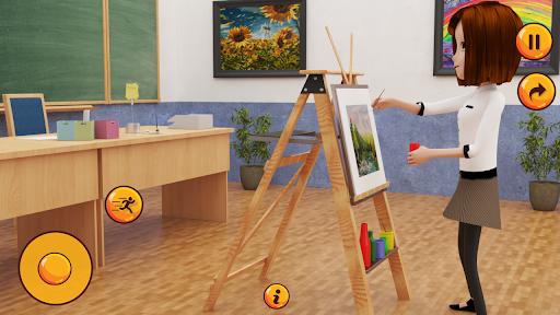 High School Girl Simulator – Virtual School Life