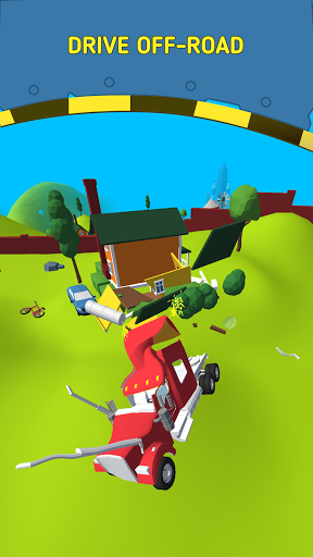 Drive N Crash: Ramp Car Jumping 3D