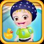 icon Baby Hazel Swimming Time