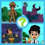 icon Little Singham Quiz Game Cartoon 2021