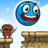 icon Blue Ball 11 2.1