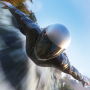 icon Base Jump Wing Suit Flying FPV