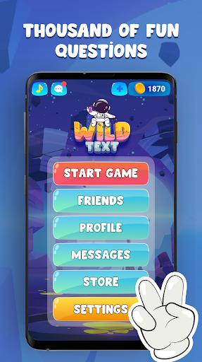 Wild Text - Trivia Online Quiz Game