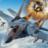 icon Fighter Jet Air Strike 6.8