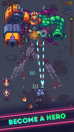 Space Gunner: Retro Alien Invader