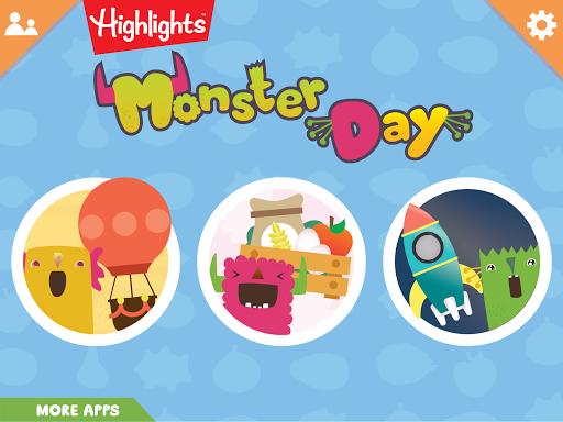 Highlights Monster Day