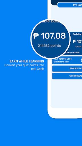 U T O K Quiz App   Learn and Earn Application