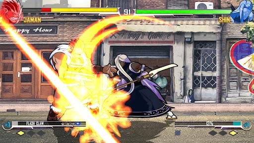 Slashers: Intense 2D Fighting