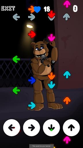 Friday Funny Freddy's Mod