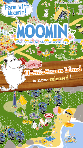 MOOMIN Welcome to Moominvalley