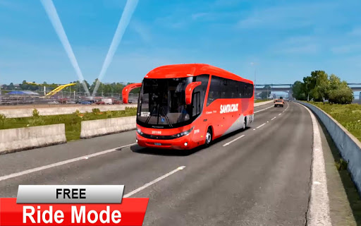 City Coach Bus Driving Simulator 3D: City Bus Game