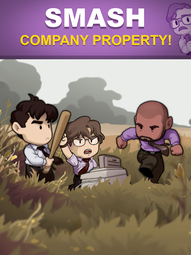 Office Space: Idle Profits