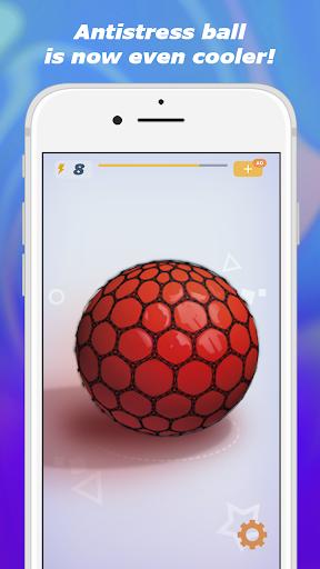 Antistress ball toy