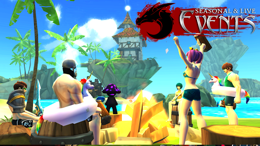 Download AdventureQuest 3D (MOD) APK for Android