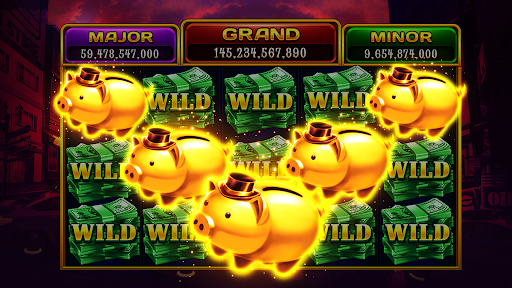Jackpot Boom Free Slots : Spin Vegas Casino Games
