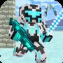 icon Robot Ninja Battle Royale