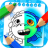 icon luca coloring 1.1