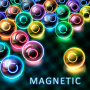 icon Magnetic balls: Neon