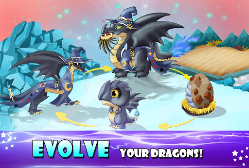 Dragon Village Mod Apk Unlimited Money And Gems Android 1