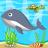 icon Game Anak Edukasi Hewan Laut 2.6.1