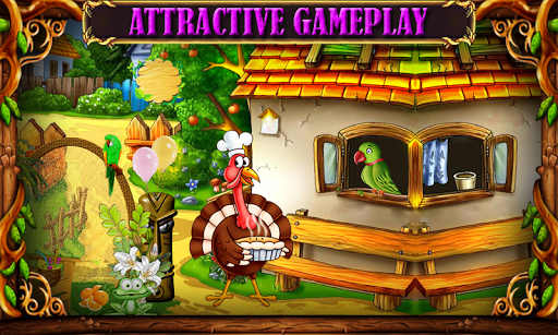 Free New Escape Games 051-Thanksgiving Escape Game