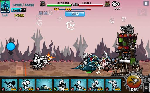 Cartoon Wars 3 (MOD) for Tecno i3 Pro