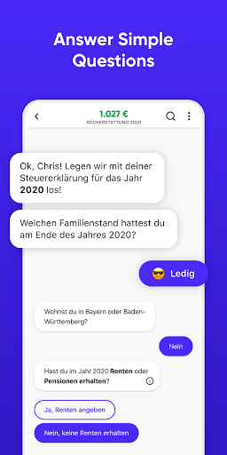 : Free tax return with Elster