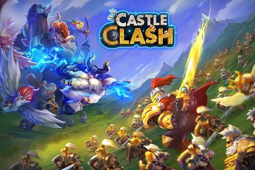 Download Castle Clash: Pasukan Perkasa (MOD) APK for Android