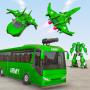 icon Army Bus Robot Transform Wars