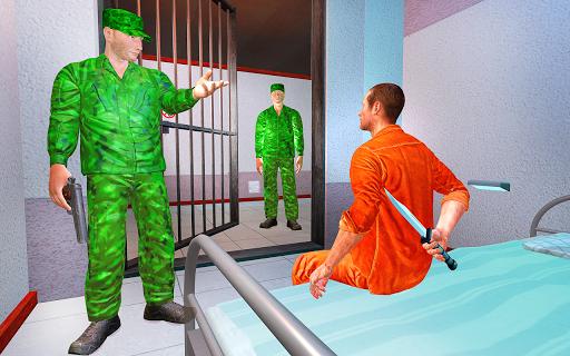 Grand Army Prison Escape