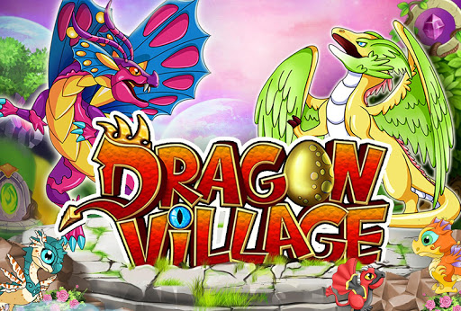 Download DRAGON VILLAGE -city sim mania (MOD) APK for Android
