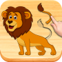 icon net.cleverbit.SafariPuzzles