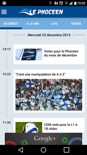 LePhoceen.fr: OM News 24 hours a day