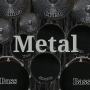 icon Drum kit metal