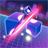 icon beat.saber.blade.rhythm.sword 1.4