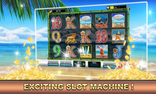 Slot Machine Vacation Paradise