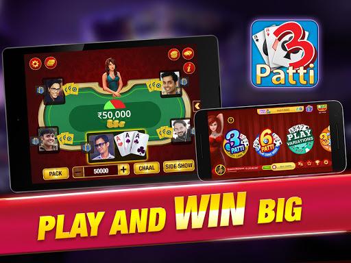 Teen Patti - Indian Poker