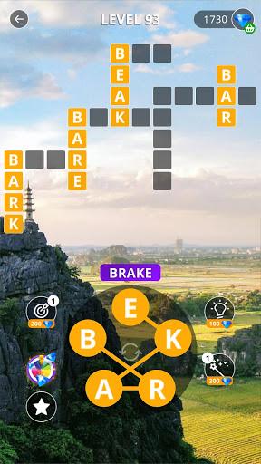 Calming Crosswords: World Tour