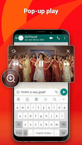 PLAYit - A New Video Player & Music Player