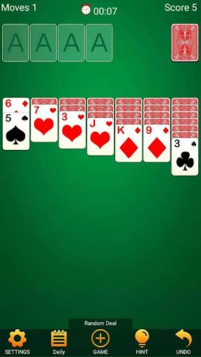 Solitaire Big Winner - offline free fun games