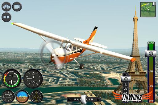 Flight Simulator Paris 2015 (MOD) for Intex Cloud Gem+