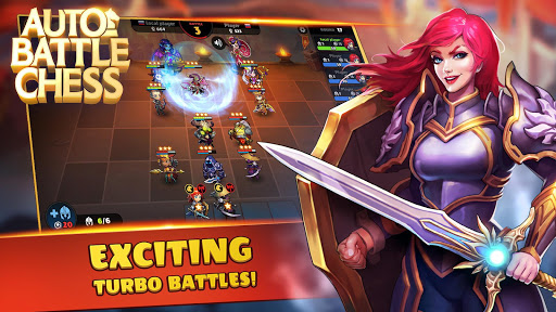 Auto Battle Chess: Battle Royale