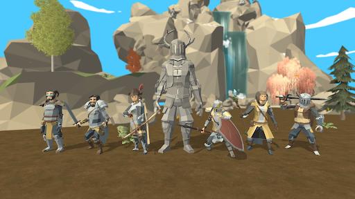 Empire Of Warriors: Legacy Stick Battle