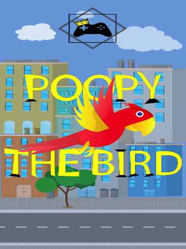 Poopy The Bird