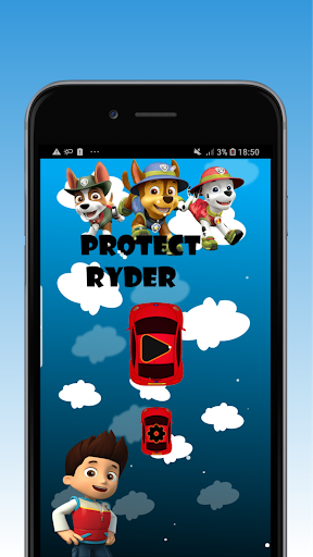 Protect Ryder from rescue dogs