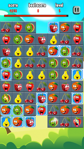 Berries Crush - Match 3