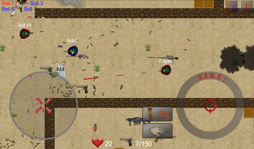 Download 2D Strike (MOD) APK for Android